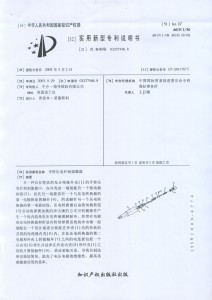 Chinese Patent Certification